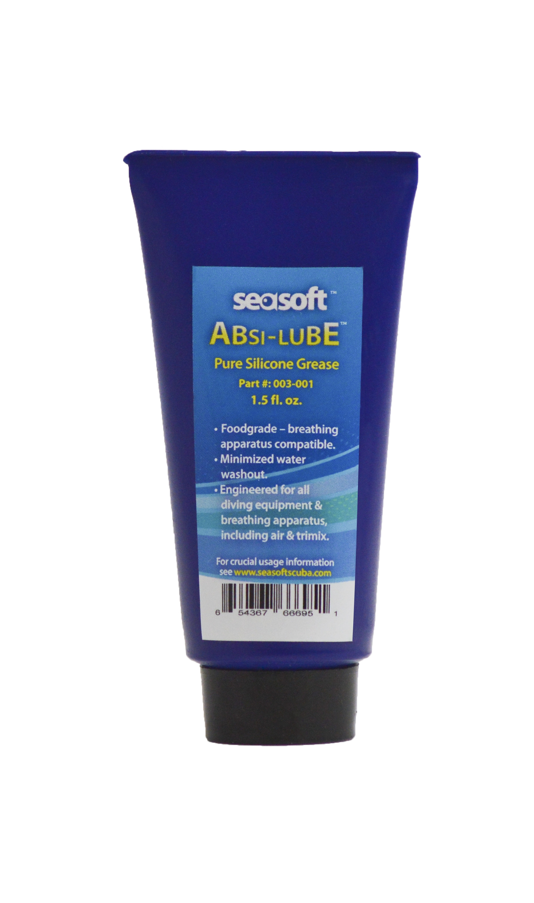 SEASOFT's ABSI-LUBE™ Pure Silicone Grease