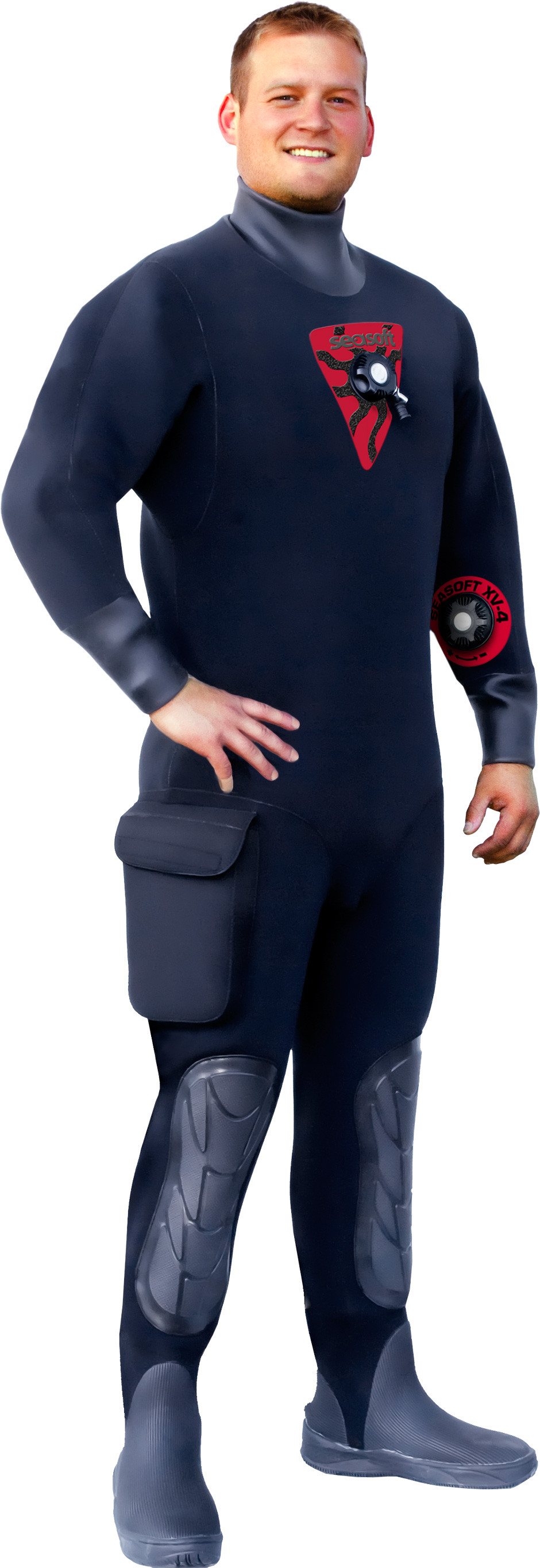 New XV-4 Drysuit