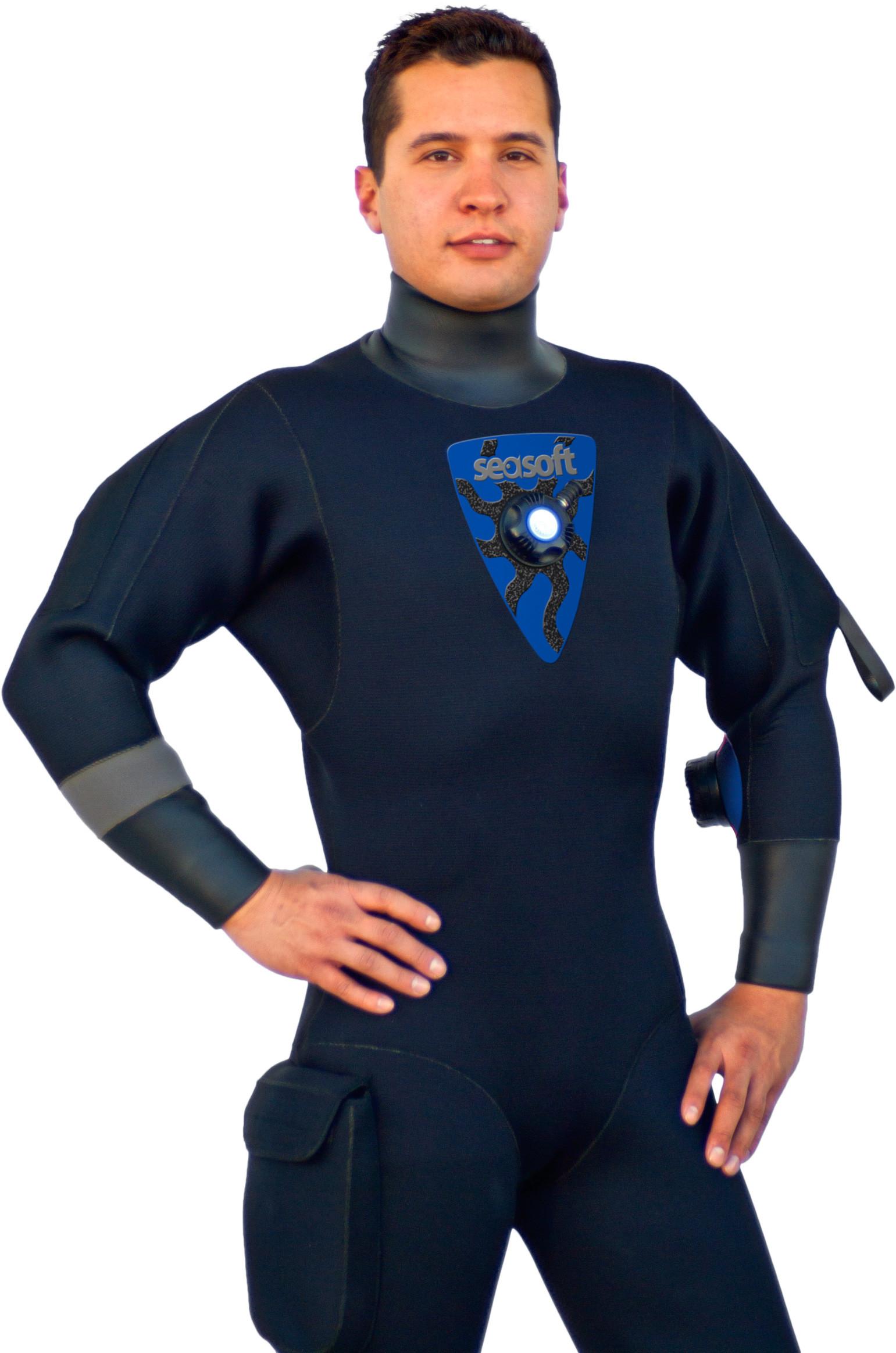 SEASOFT Ti 3000™ Drysuits