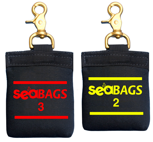SEASOFT SEABAG 5 lb. Clip-On Weight