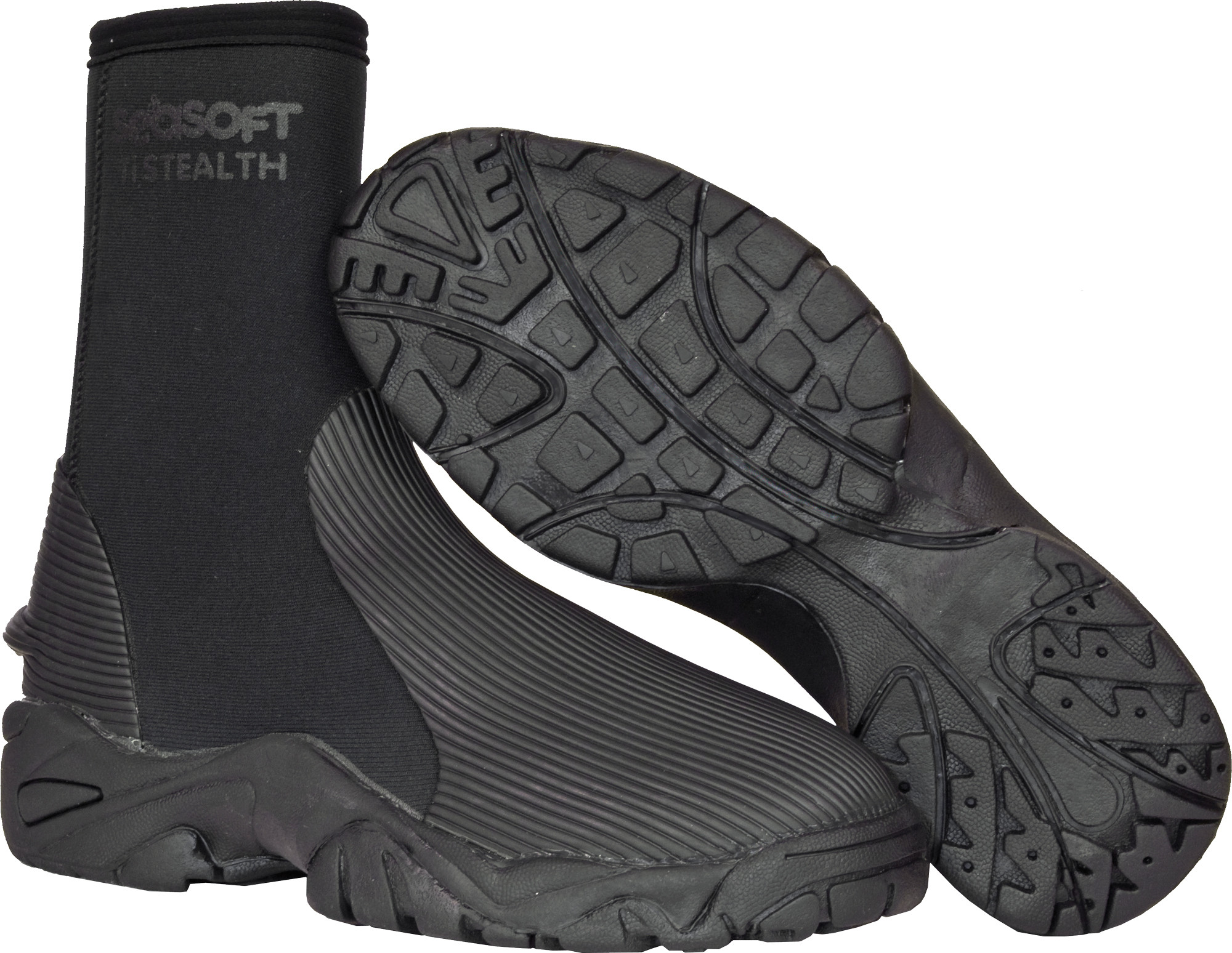STEALTH 6 mm Booties
