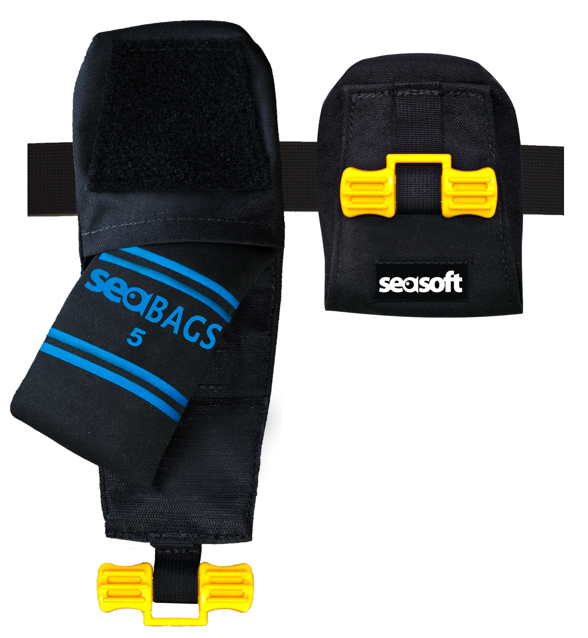 SEASOFT's TACTICAL TRIM POCKETS™