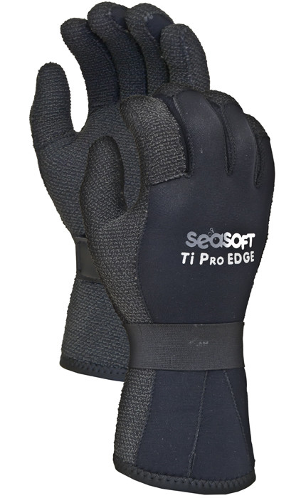 SEASOFT Ti PRO EDGE 5/3mm Gloves