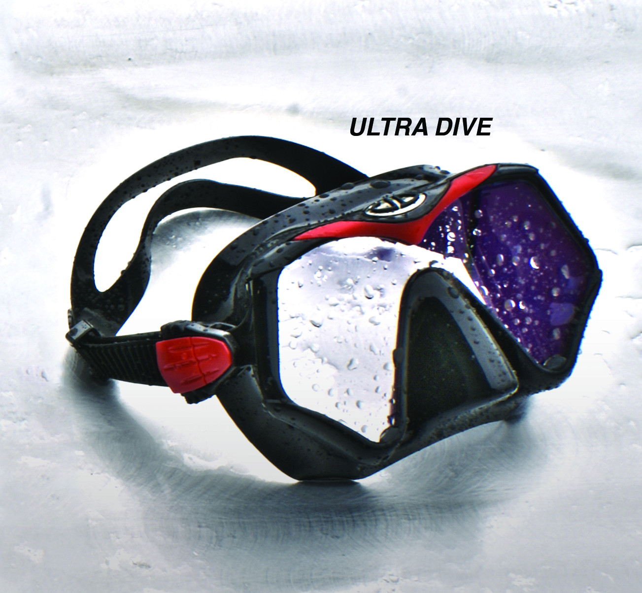 SEASOFT ULTRA DIVE Super Mask
