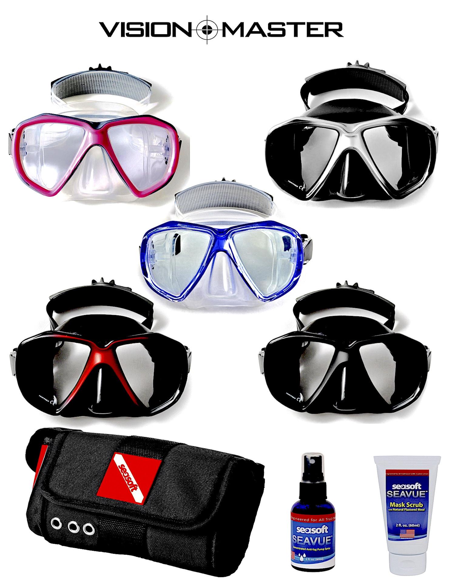 SEASOFT VISIONMASTER Super Mask™