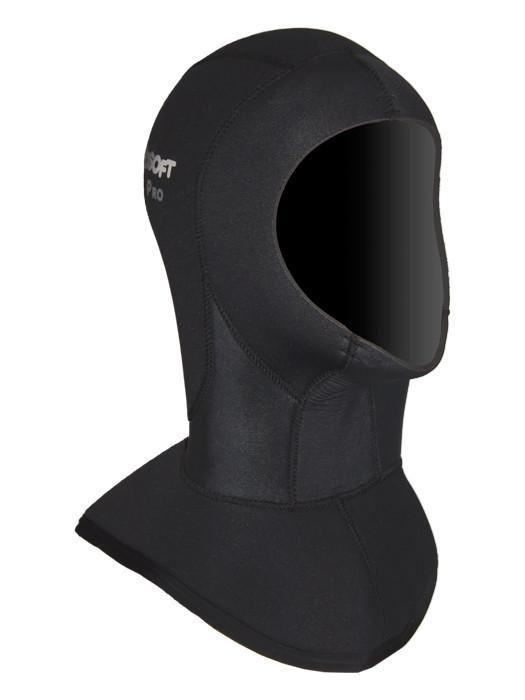 Seasoft Ti PRO™ 6 mm Wetsuit Hood