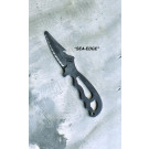 WATERMARK SEA-EDGE Titanium Knife w/ neoprene holster
