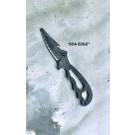 WATERMARK SEA-EDGE Titanium Knife w/ neoprene holster