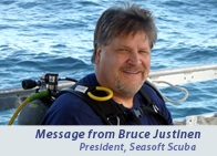Message from Bruce Justinen